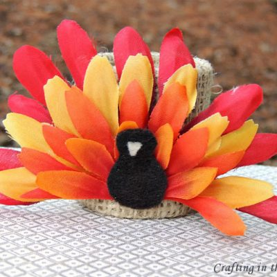 Flower Turkey
