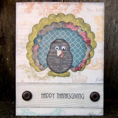 Turkey Card
