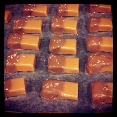 Chocolate Salted Caramel Recipe