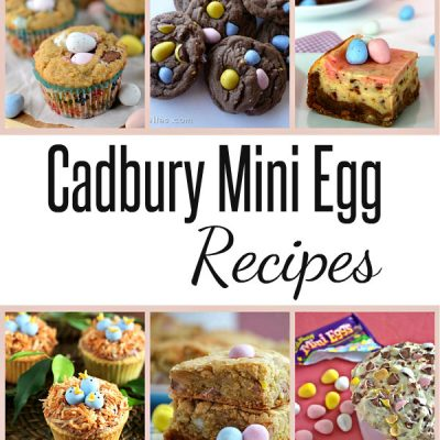 27 Cadbury Mini Egg Recipes