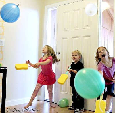 Balloon Boppers Kids Game