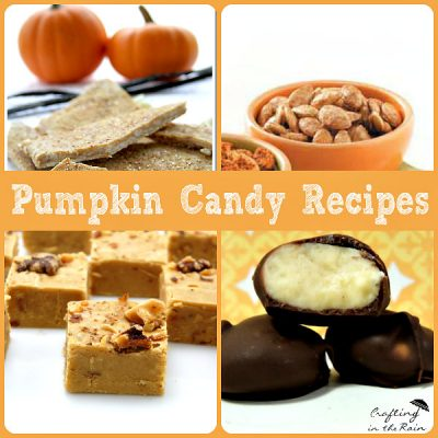 Pumpkin Candy Recipes