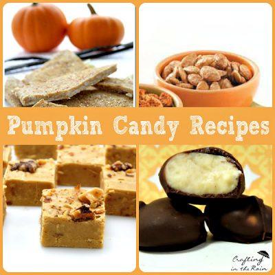Pumpkin Candy Recipes