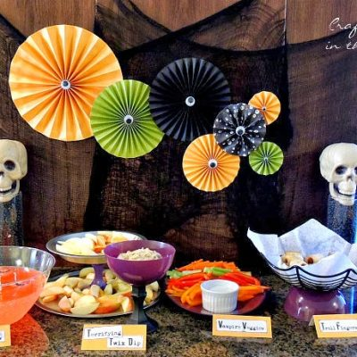 Halloween Recipes and Games for Kids
