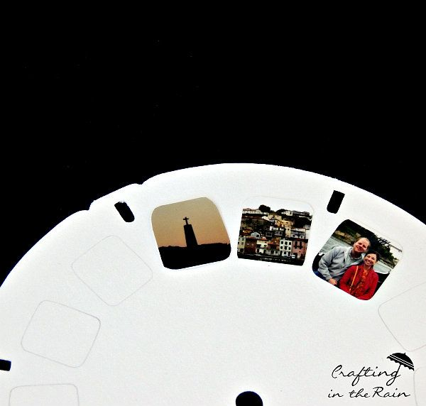 DIY viewmaster reel