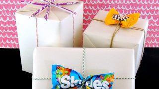 Candy Gift Toppers