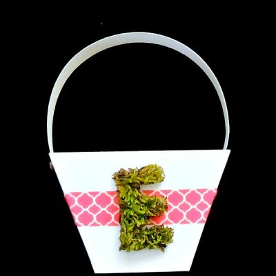 Make Paper Easter Baskets