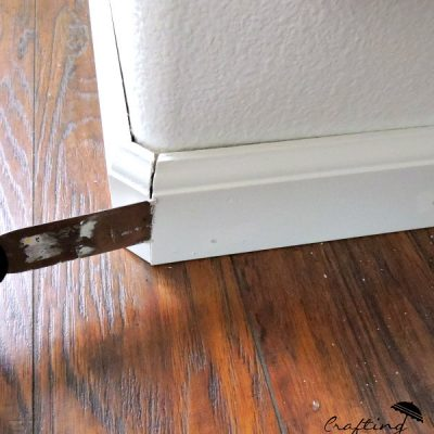 How to Paint and Install Baseboards
