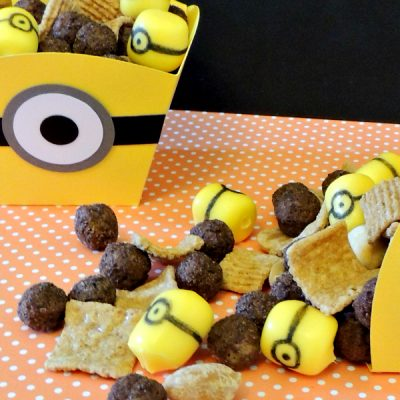 Minion Mix Snack
