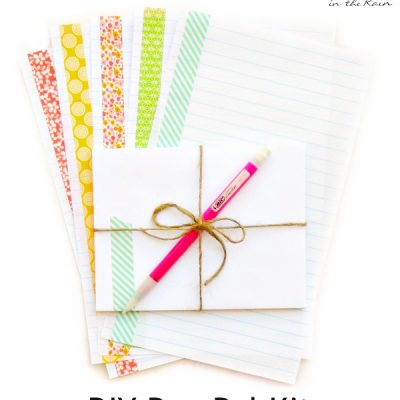 Pen Pal Kit and Handwriting for Kids