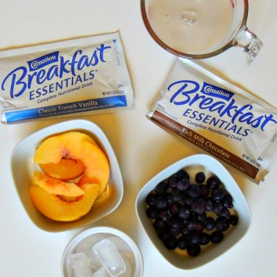 Easy Breakfast Shakes