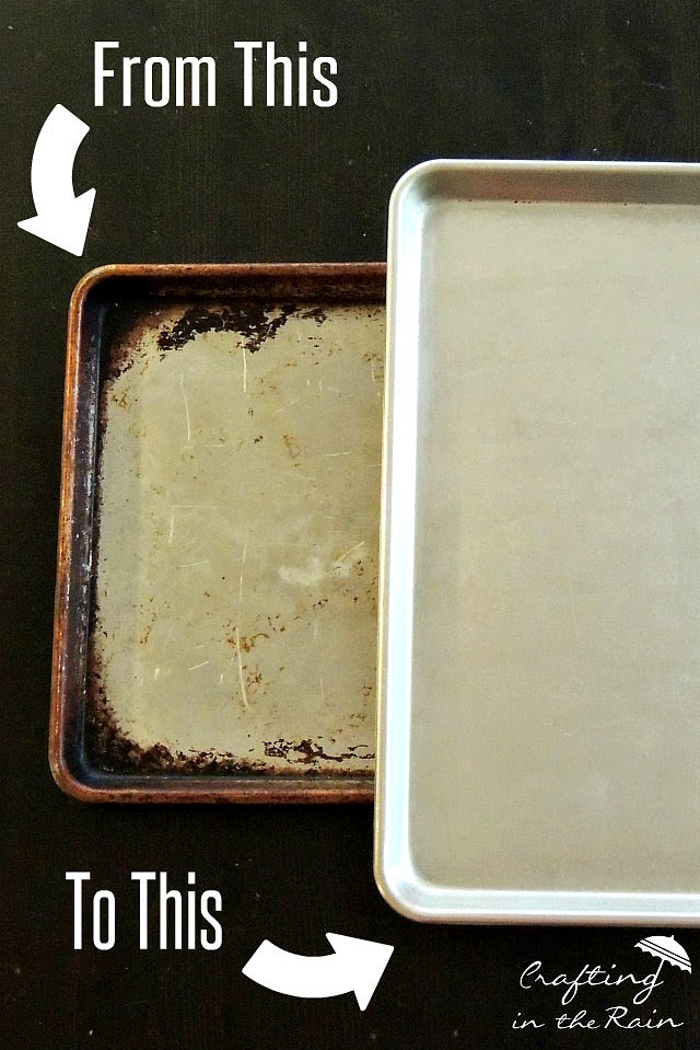 Get Baking Sheets Clean