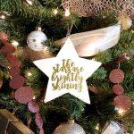 Christmas SVG Star Ornament