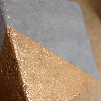 Make Foam Look Like Concrete