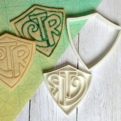 Stamped Cookie Cutters