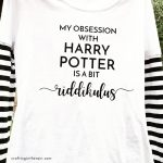 Harry Potter Obsession Shirt