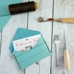 Leather Wallet Free Cricut Maker Project