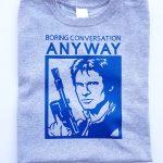 Cricut Star Wars Quote Shirts