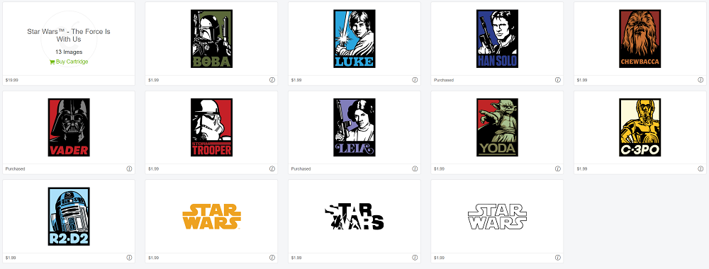 star wars svg