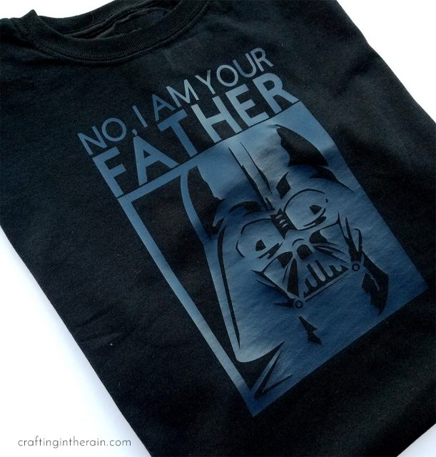 Cricut Star Wars Quote Shirts Crafting In The Rain