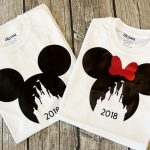 DIY Shirts for Disney and Harry Potter