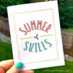 Summer of Skills for Kids