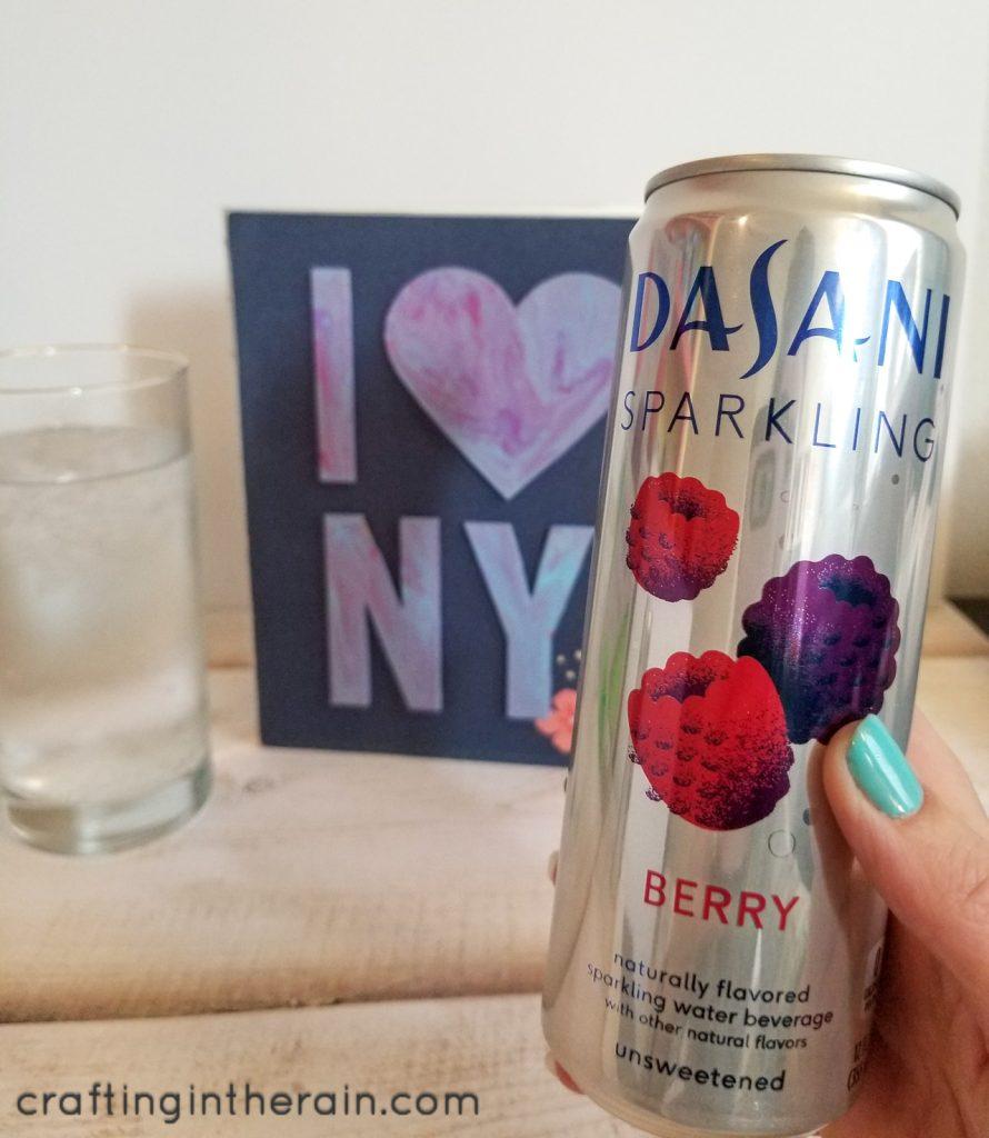 berry flavor dasani