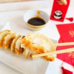 Ling Ling Potstickers for Chinese New Year
