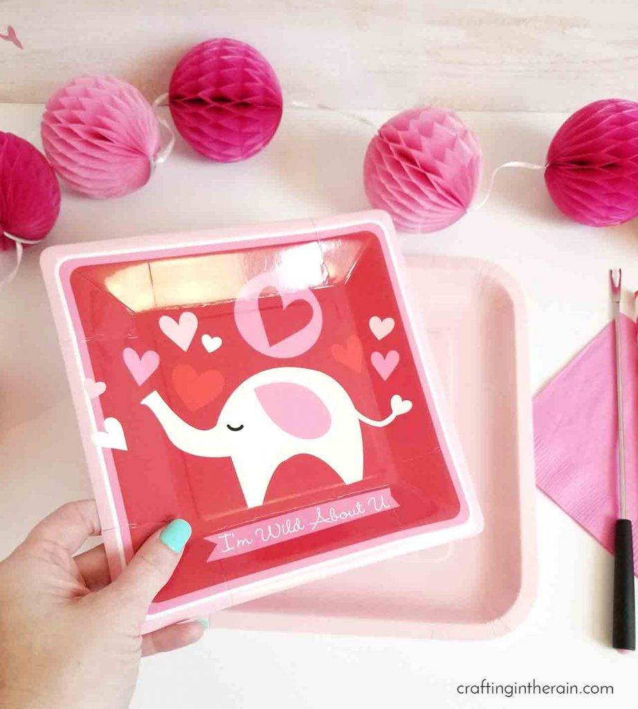 Elephant Valentine party