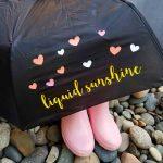 Put Vinyl on an Umbrella