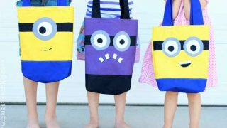 DIY Minion Tote Bag Sewing Tutorial: Make Your Favorite Minion
