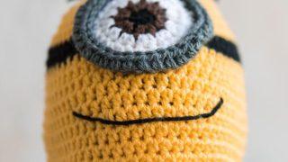 Crochet Minion Hat Kit