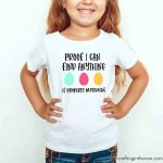 Kids Easter Egg Hunt Tshirt