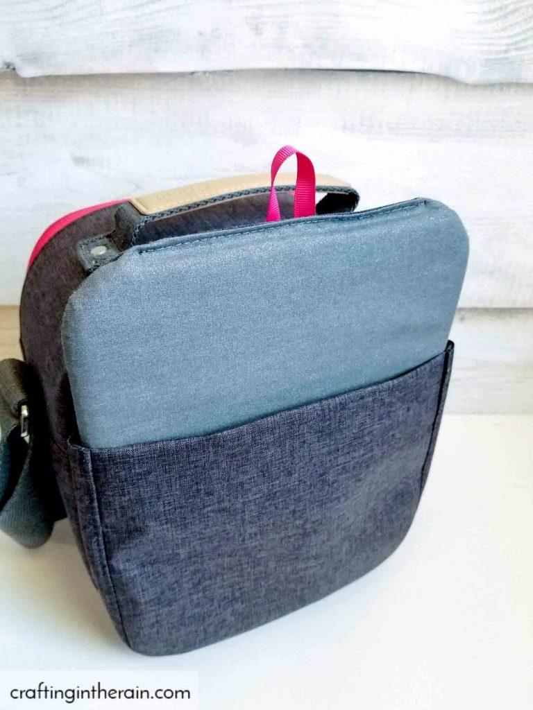 Easypress mat fits in tote
