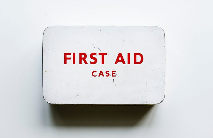 LDS Mutual: First Aid Training Activity
