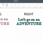 How to Space Letters in Cricut Design Space