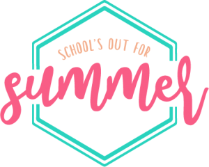 Schools out for summer svg
