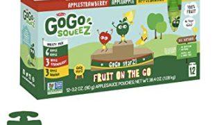GoGo squeeZ Applesauce