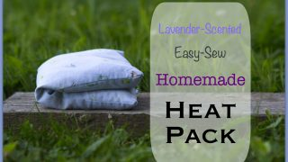 Make An Easy-Sew Homemade Heating Pad