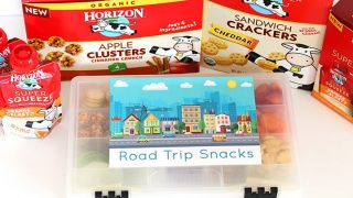 On-the-Go Road Trip Snack Kit