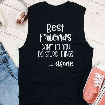Best Friends Free SVG