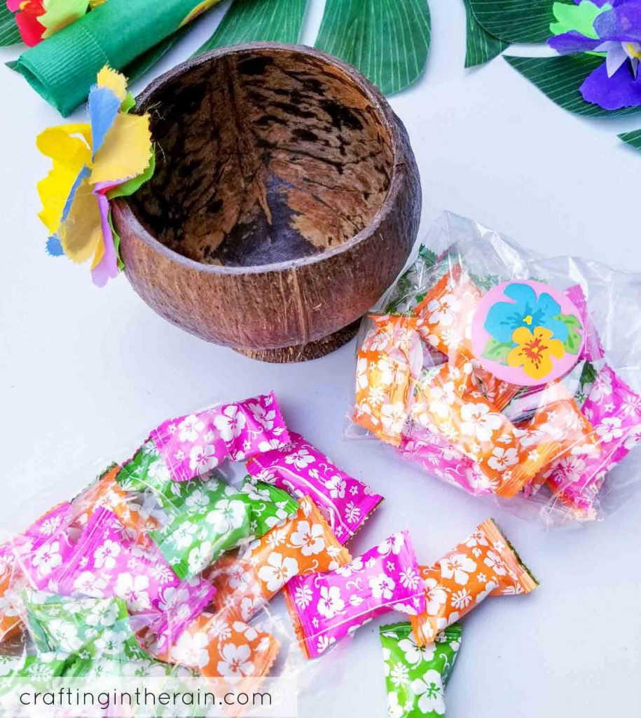 Hawaiian flower mints