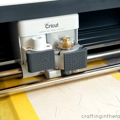 Cut Cricut Basswood