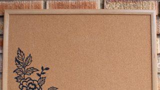 Corkboard Iron-on Vinyl with Cricut Maker & EasyPress 2