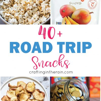 43 Road Trip Snacks