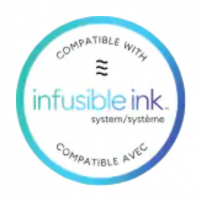 compatible with infusible ink