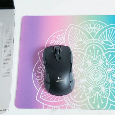 Cricut Infusible Ink Mousepad