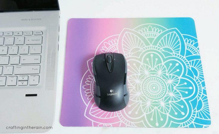 Cricut Infusible Ink Mousepad