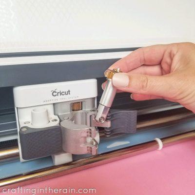 New Cricut tools