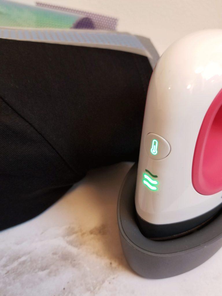 Cricut EasyPress mini settings